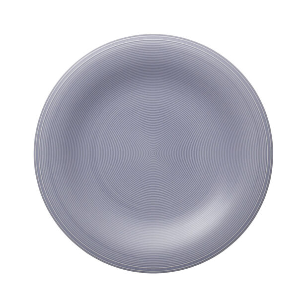 Color Loop Blueblossom dinner plate 28x28x3cm, , large