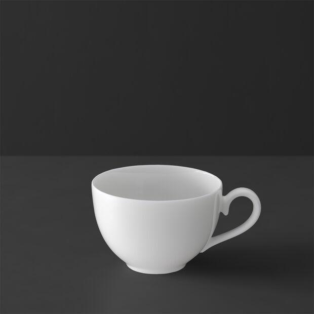 White Pearl tea/coffee cup, , large