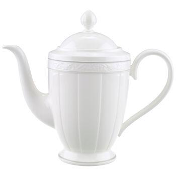 Gray Pearl coffee pot 6 people