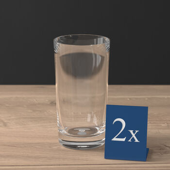 Purismo Bar cocktail/water glass 2-piece set