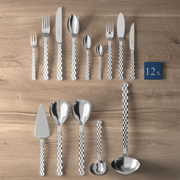 Boston Lunch cutlery set 113 pieces, , large