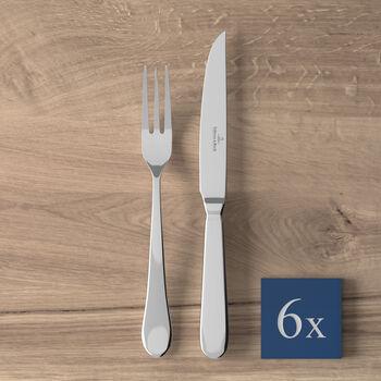 Oscar steak cutlery 12 pieces