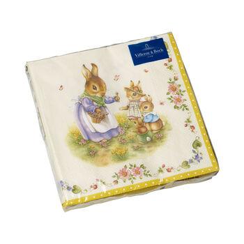 Spring Fantasy napkins, family, 33 x 33 cm, 20 pieces