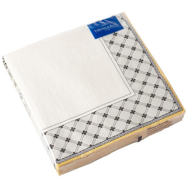 Paper Napkins Audun, 20 pieces, 33x33cm, , large