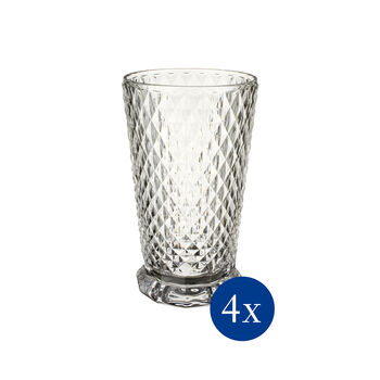 Boston Flare long drink glass, 4 pieces