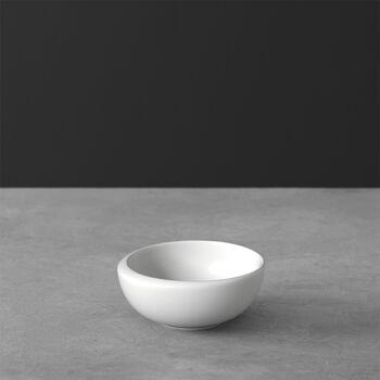 NewMoon dip bowl, 110 ml, white