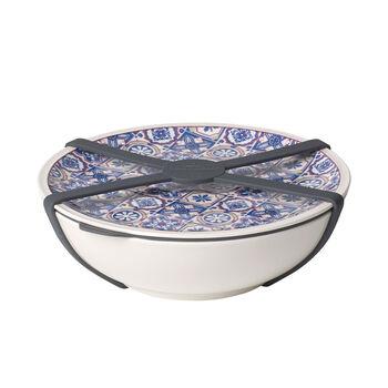 Modern Dining To Go Indigo bowl L