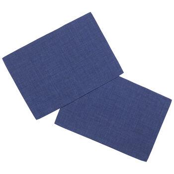 Textil Uni TREND Placemat d'blue S2 35x50cm
