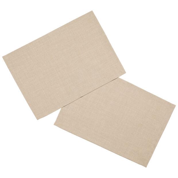 Textil Uni TREND Placemat bast S2 35x50cm, , large