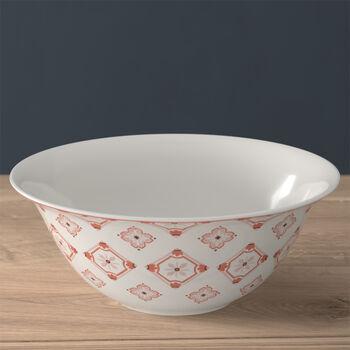 Modern Dining large bowl, rosé caro