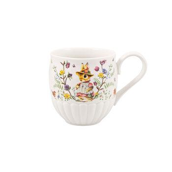 Spring Fantasy mug, family, 440 ml