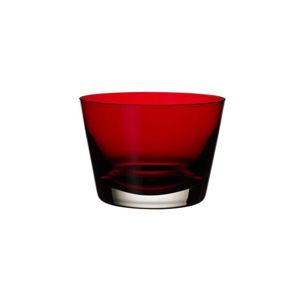 Colour Concept Bowl red 120x84mm, , large