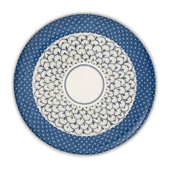 Casale Blu pizza plate
