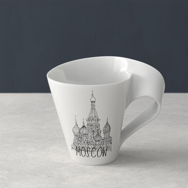 Modern Cities coffee mug, Moscow, 300 ml, , large