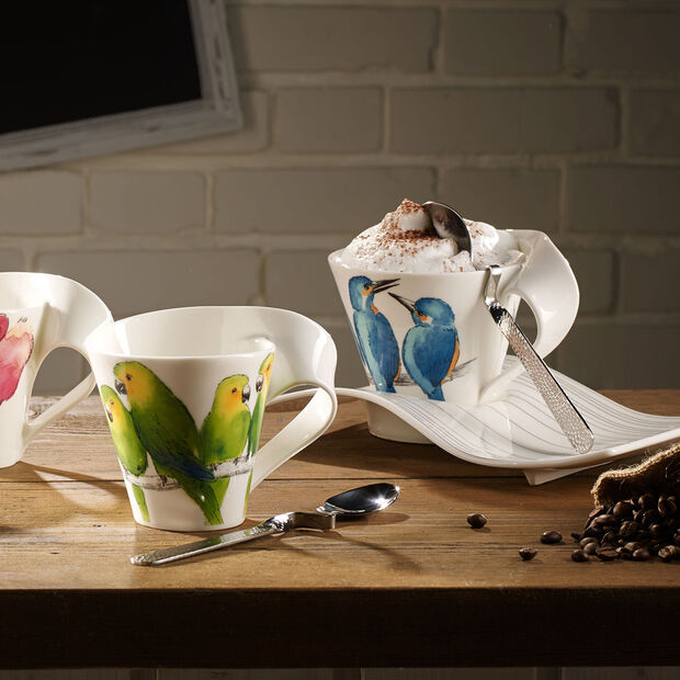 NewWave Caffè King Fisher Mug (giftbox), , large