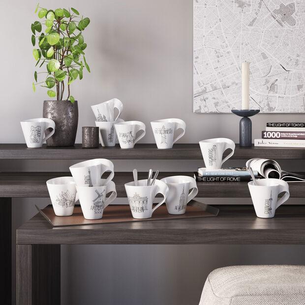 Modern Cities coffee mug, Paris, 300 ml, , large
