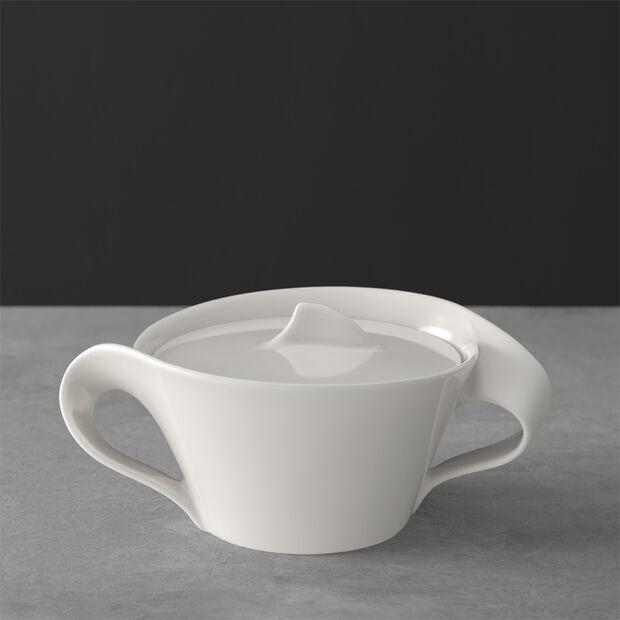 NewWave sugar bowl, , large