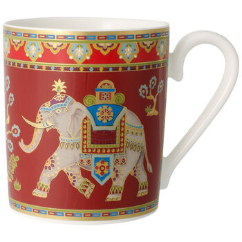 Samarkand Rubin Mug