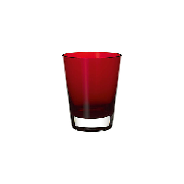 Colour Concept cocktail/water glass Red, , large