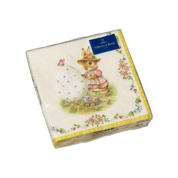 Spring Fantasy napkins, Anna & Paul, 25 x 25 cm, 20 pieces