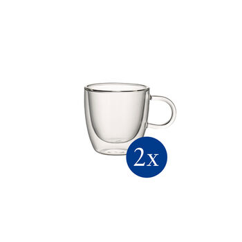 Artesano Hot&Cold Beverages Cup S set 2 pcs. 68mm
