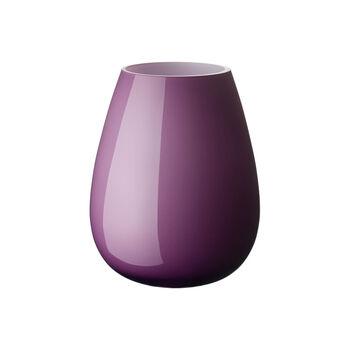 Drop large vase Dark Lilac