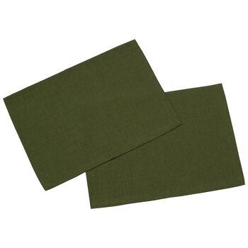Textil Uni TREND Placemat d.green S2 35x50cm