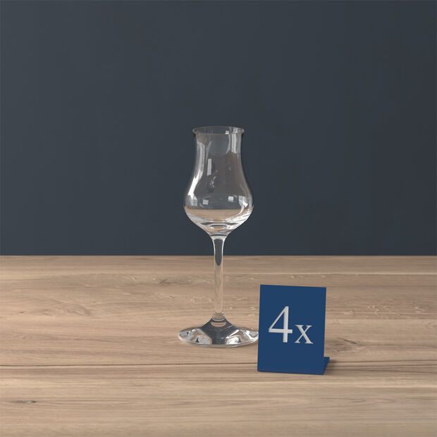 Entrée shot glass set 4pces., , large