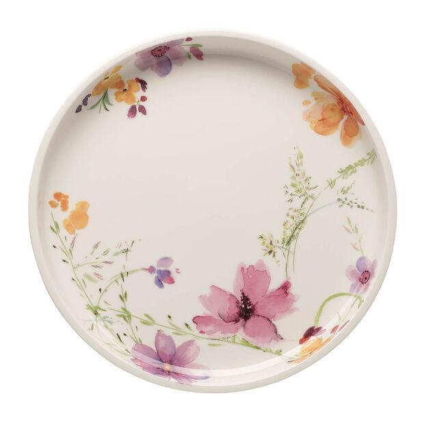 Mariefleur Basic round serving plate 30 cm, , large