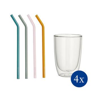Artesano Hot&Cold Beverages long drink set 8 pieces EC