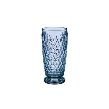 Boston Coloured Highball glass Blue
