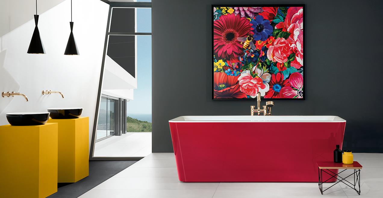 bathroom trends from villeroy boch