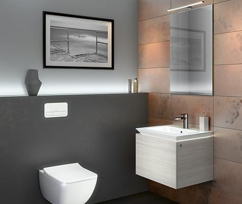 The Guest Bathroom   Legato