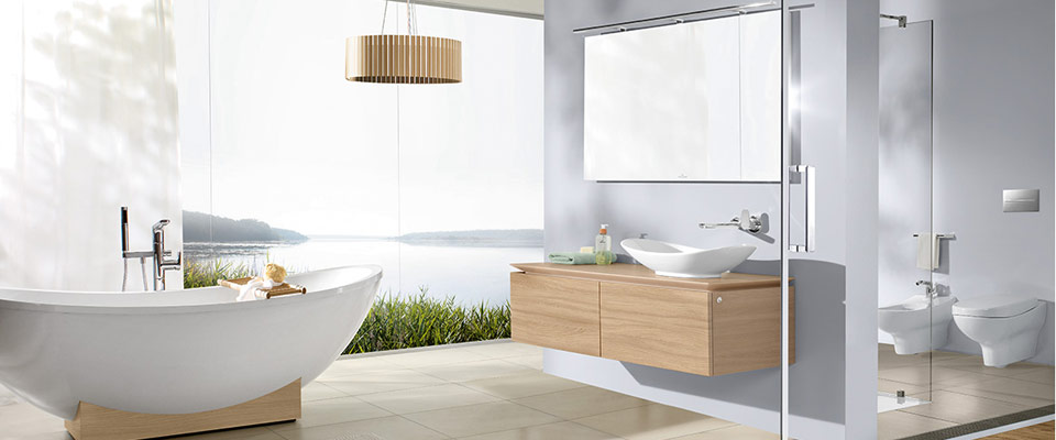 Large bath - Be stylistically confident as you design & install it ...