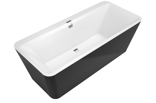 squaro edge 12 the aesthetic baths by villeroy boch. Black Bedroom Furniture Sets. Home Design Ideas