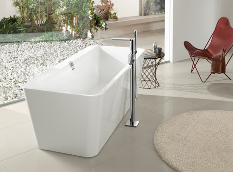 Squaro Edge 12 bathtub