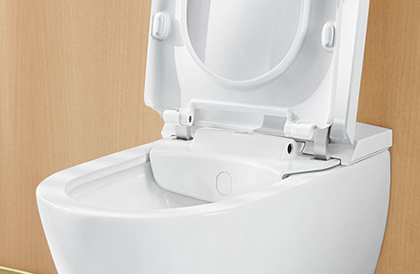 Shower toilets | ViClean for your home » villeroy-boch se
