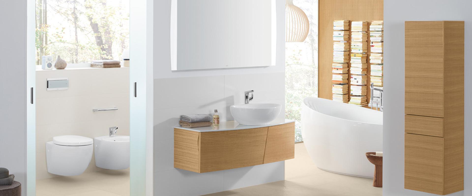 Ceramics - Care tips for your bathroom items - Villeroy & Boch