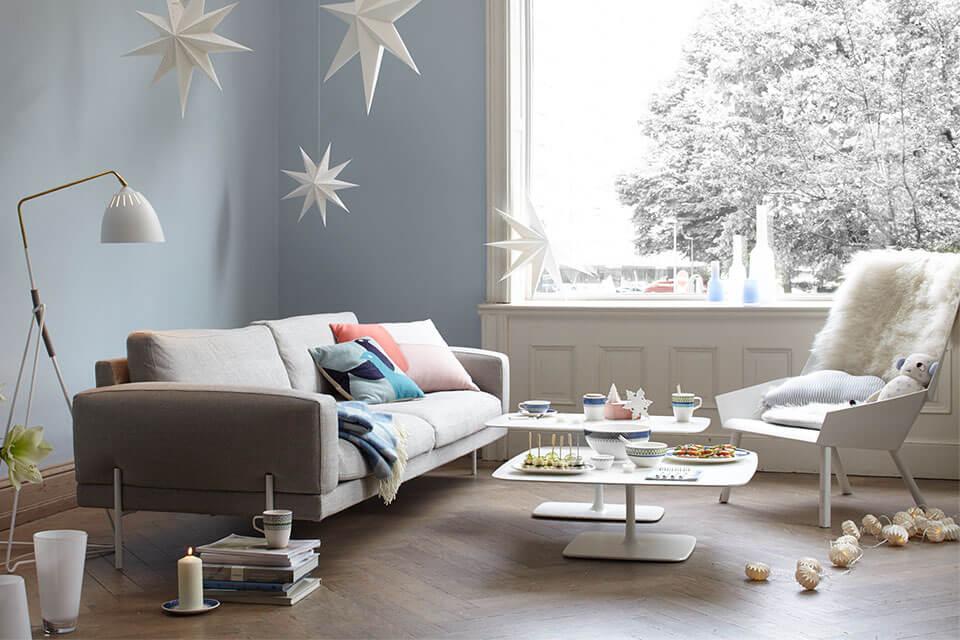 scandinavian christmas world at villeroy boch. Black Bedroom Furniture Sets. Home Design Ideas