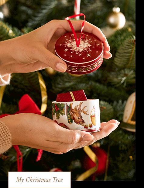 Weihnachtsdeko Xmas.Christmas Decorations From Villeroy Boch