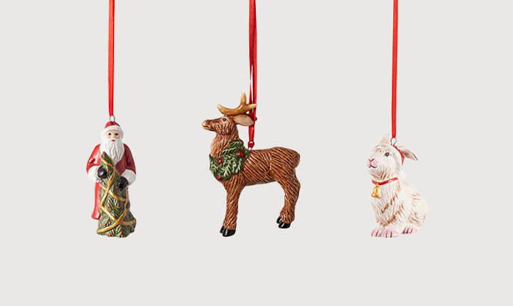 Nostalgic Ornaments