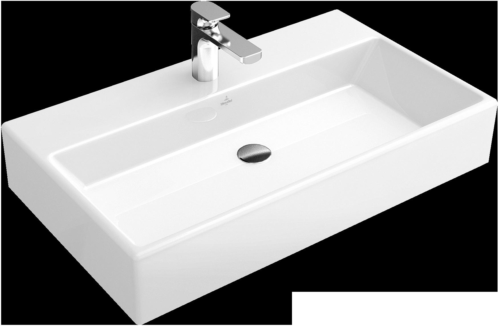 Memento Washbasin Angular 51338J - Villeroy & Boch