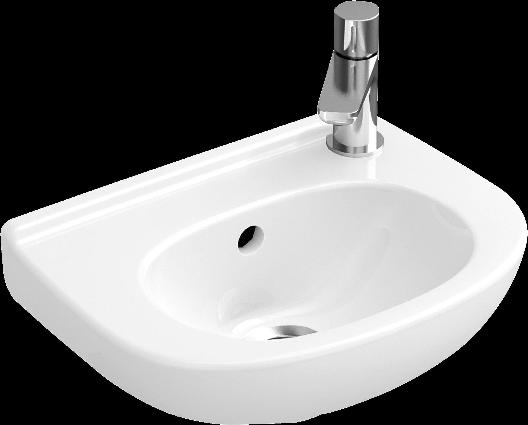 handwashbasin compact oval 536039 villeroy boch. Black Bedroom Furniture Sets. Home Design Ideas