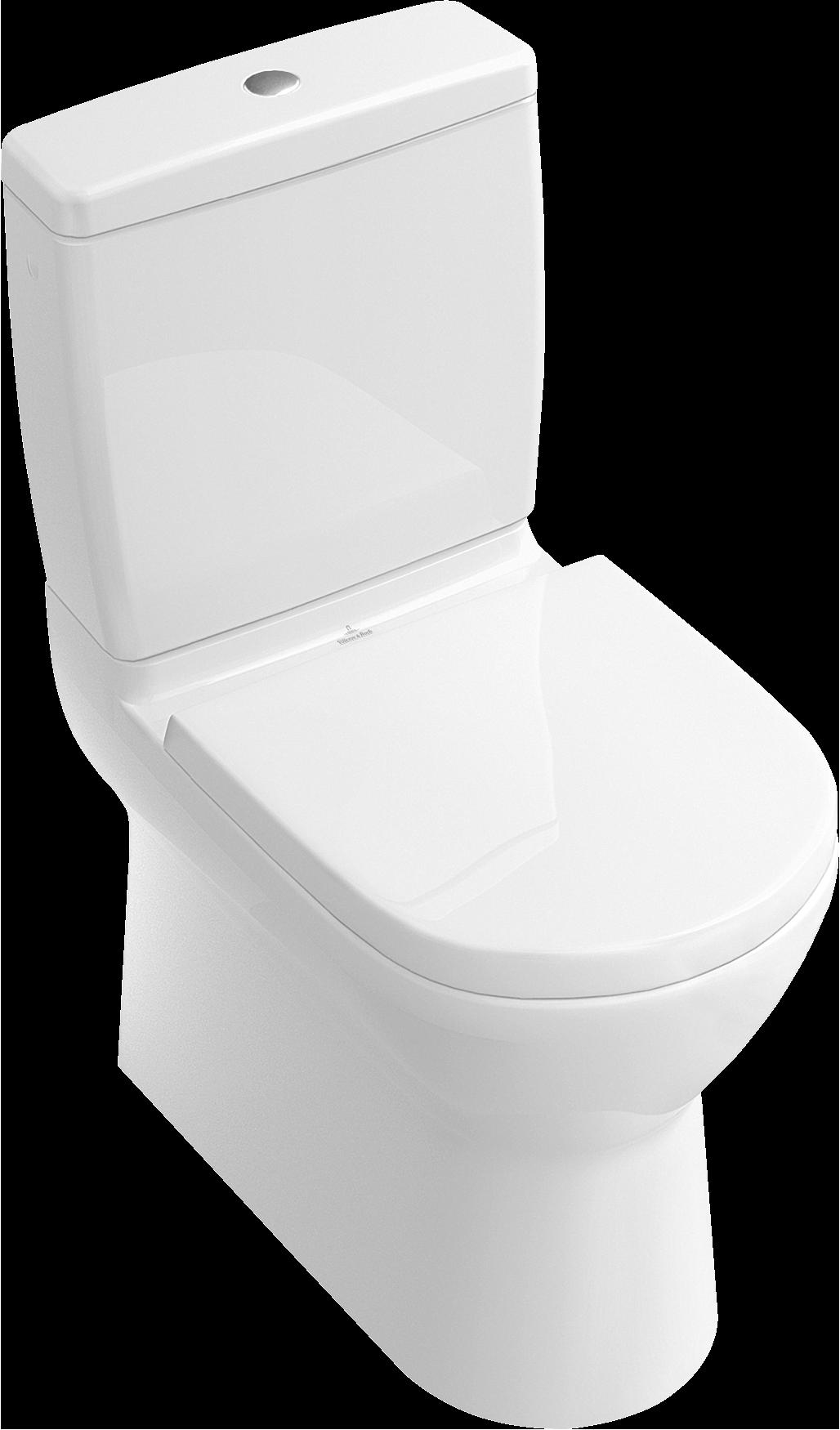Villeroy and boch o novo toilet