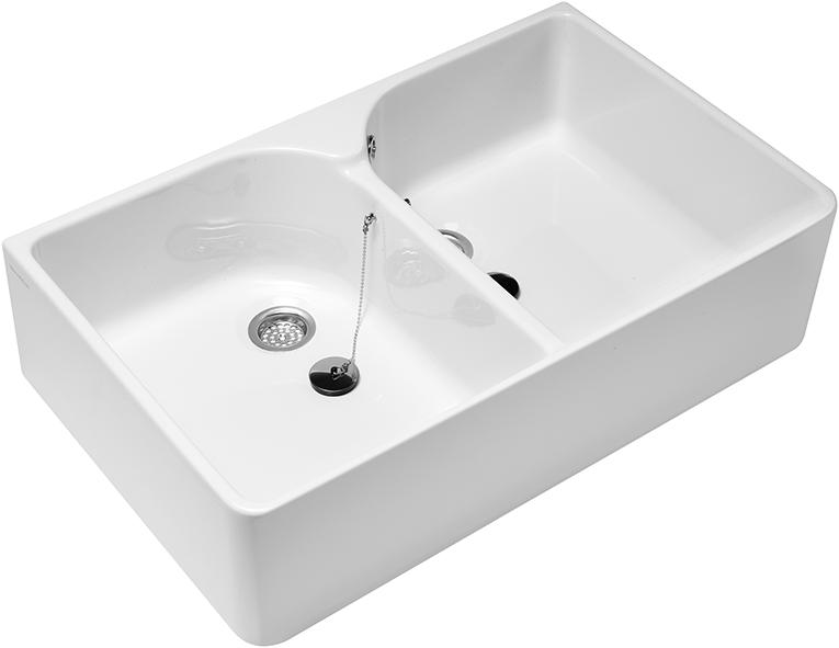 O Novo Double Sink Rectangle 633200 Villeroy Amp Boch