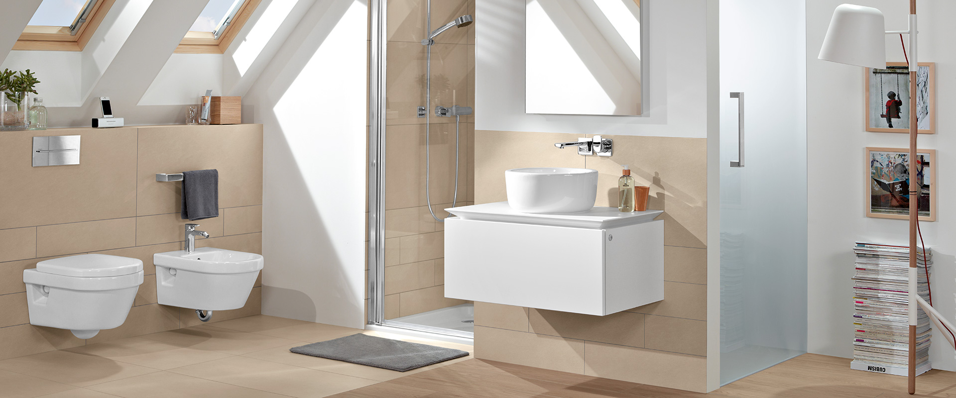 Architectura Collection Timeless Design Villeroy Boch