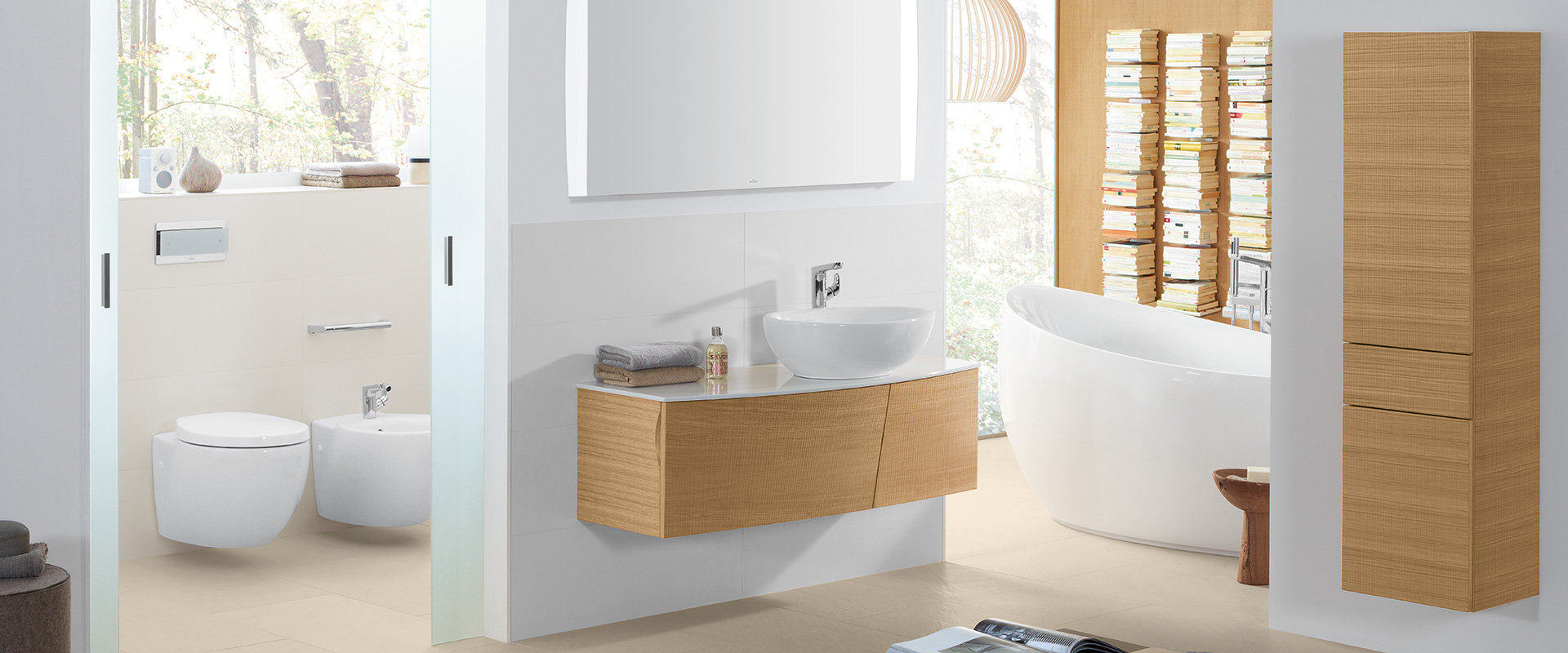 Aveo new generation collection by Villeroy & Boch - Natural ...